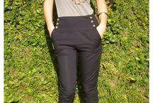 roupas de cintura alta