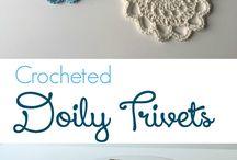 Crochet Doileys