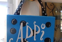 sabri's sorority events / by Heather