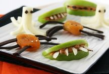 Halloween / Party Foods / Halloween themed party foods