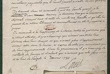 lettera Luigi XVI