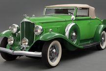classic cars & trucks / by Tim Johnson