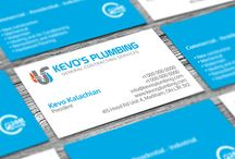 Business Card Design / a showcase of the business cards we've designed
