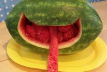 fun food ideas / by Marie-Claude Adams