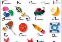 Quilling cards & designs