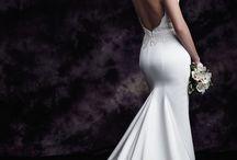 Stunning Wedding Dresses Backs