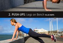 Sweat it out / Workouts