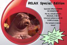 TORNA IN VODAFONE / RELAX SPECIAL EDITION!!! La tariffa che stavi aspettando per tornare in VODAFONE!!!! #VodafoneStoreAURABelgio #VodafoneStoreAURAAuchanTorino #VodaofneStoreAURAAuchanVenaria #relaxspecialedition #vodafone Per saperne di più contattateci a info@auratorino.it