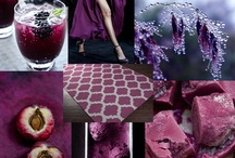 Berry Go Round / Berry is the color of relaxed summer days, rich with indulgence. Bring tasteful life and love to your home with an infusion of berry. Surya's rugs, pillows, and throws are the perfect way to bring some berry into your life.