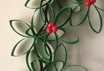 Christmas Decorations / Homemade decorations, christmas, recicled item