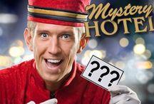 Mystery hotels. Laat je verrassen! / Een verrassend verblijf in een goed hotel én extra hoge korting... wie wil dat niet?   Boek een #Mystery #hotel en laat je verrassen http://www.weekendjeweg.nl/aanbiedingen/mystery-hotel/
