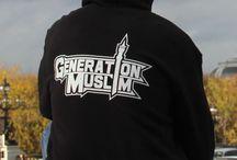 sweat Generation Muslim sur generationmuslim.bigcartel.com