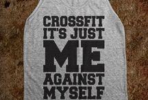 Crossfit clothes / by Hillary Hagle