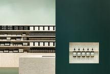 Aēsop / All about it. Every store every counter is different.