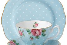 Porslin och keramik