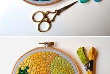 Embroidery sulam