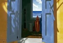 Exotic Doorways