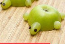 För barn frukt