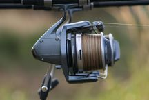 My fishing gear / All i need for fishing.