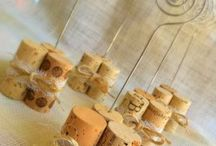 Cork craft / Cork ideas and recycled