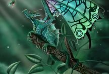 Fantasy/Fairies/Dragons / by Donna Kruchten