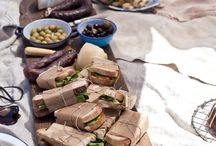 picnic, outdoor eating