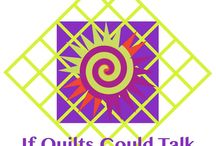 Tri-County Quilt Guild / Quilt Show - March 4 & 5 2016 / If Quilts Could Talk / Quilts