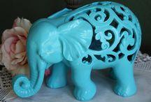 Elephants on Parade / by Jessica Tarrant-Chavers