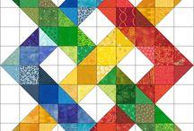 Quilt projekt/Block