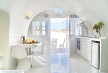 Traditional Cave House for Rent in Fira Santorini