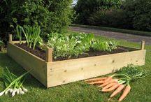 JARO zeleninový záhon