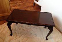 Painted furniture / Annie Sloan