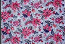 18th century floral prints