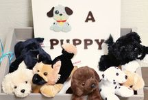 Brea's 2nd Birthday Puppy Party / by Liz Avelar
