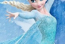 ❄Elsa❄ / The graceful and stylish princess of the ice ❄❄.