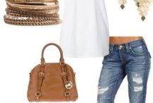 Outfits / by Amanda