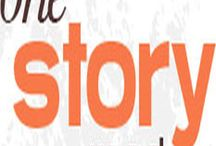 One Story Road / New Stories from One Story Road and the Many Voice book project! See whats new!!! / by ***Many Voices book project***