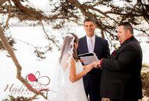 Monterey Bay Wedding Officiants / Wedding Photos