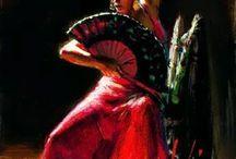 Flamenko / Dans