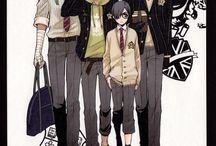 Black Butler/Kuroshitsuji