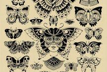 tatto / I'm in love with creepy tatto