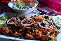 Non Vegetarian Starters/Fry Recipes