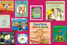 Favorite Children Read-Alouds / by Cherrita McMillan