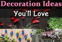decorazione esterni