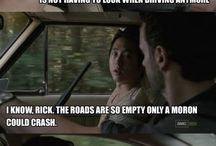 Walking dead thaannngs! / Everything I love about TWD  / by Caitlyn Harper