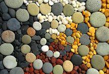 дизайн из камней