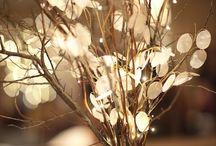 Flowerless Centrepieces