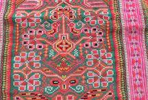 Textiles / by Stephanie Benatar
