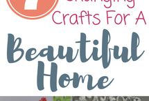 DIY Home Projects / DIY Home Decor, Fixer Upper Projects, Household Maintenance