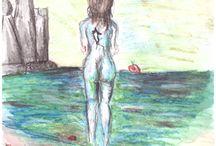 My art - drawings / unconscious drawings